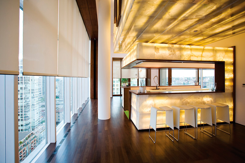 What are the Advantages of Custom Motorized Window Shades?