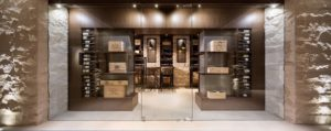 Home automation and the Wine Cellar
