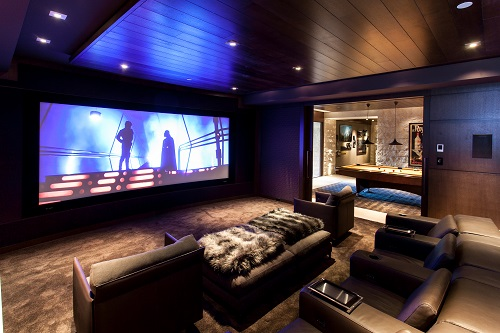 Advantages of a Dedicated Home Theater